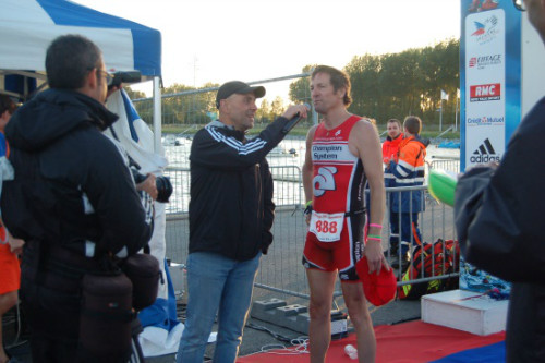 The finish - Ch'triman 2015 226 Triathlon